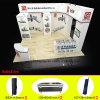 Система выставки Легк-Агрегата двойного отверстия алюминиевая портативная для рекламировать оборудование