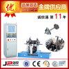 Machine de équilibrage de courroie du JP pour l'arbre de rotor de turbocompresseur de véhicule