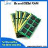 Notizbuch RAM 1600 der niedrigen Dichte-512mbx8 8 GB DDR3
