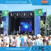 Pantalla plana al aire libre de P5.95 LED TV para los acontecimientos