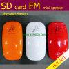 Beweglicher Stereosprecher, Sd-Karten-Sprecher