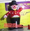 Neues Design Inflatable Clown Feature mit Free Blower für Promotion