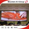INMERSIÓN a todo color P16 al aire libre de HD que hace publicidad de la tarjeta del LED