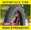 de patrón del camino con el neumático fuerte 4.10-18 2.75-21 de la motocicleta del cuerpo