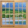 Modernes Aluminium, das Window/Aluminum gegrilltes schönes Aluminiumfenster schiebt