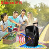 선전용 휴대용 플라스틱 무선 Bluetooth Karaoke 스피커
