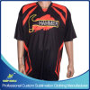 Kundenspezifisches Sublimation Bowling Sports Jersey für Bowling Clothing