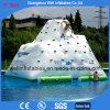 S'élever gonflable d'iceberg de l'eau de qualité de glissière gonflable durable d'iceberg