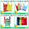 プラスチックバージンの印刷を用いる物質的な小売りの買物袋