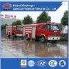 het Water Dongfeng van 4cbm en de Vrachtwagen van de Brand van het Schuim