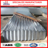 Лист цинка ASTM A653 Z100 Corrugated стальной для толя