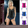 3 ganchos Rubber Waist Training com Shoulder Strap Corset (TLQ991)