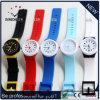 Montre colorée de Genève de montre-bracelet de cadeau de promotion (DC-1074)