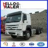 Sinotruk HOWO 6 x 4 트랙터 맨 위 원동기 트럭