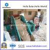 Máquina de embalaje de la prensa semiautomática horizontal para el papel/la cartulina/el reciclaje inútil (HAS4-6-I)