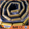 Beweglicher Geschwindigkeits-Stoß-faltbarer runder Geschwindigkeits-Plastikgummistoß