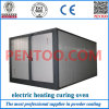 Economia Assembled Powder Coating Curing Oven de Gas/Electric/Fuel Heating