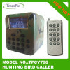 2014 Model novo 50W Electronic Bird Call com Timer e Colorful LCD Display 15key Remote
