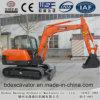 Máquina escavadora da esteira rolante de Shandong Baoding mini com a cubeta 0.21m3 para a venda