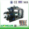 Ytb-4600 High Performance HDPE Film Bag Flexo Printing Machinery