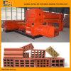Tunnel-Brennofen-Projekt-Höhlung-Block, der Maschine herstellt