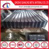 波形の波形を付けられた電流を通された鋼鉄亜鉛上塗を施してある屋根シート