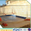 Cerco provisório galvanizado Quente-Mergulhado do ferro (XA-WMF10)