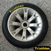 7X2 8X2 9X3 12X2.125 3.00-8 Energien-Rollstuhl-Polyurethan-Schaumgummi-flacher freier Gummireifen
