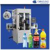 Machine à étiquettes à lait de bouteilles de qualité de douille à grande vitesse de rétrécissement