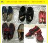 Дешевые используемые ботинки второй руки сандалий Stock (FCD-002)