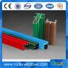 Profil en aluminium d'extrusion de Rcoky pour la porte coulissante