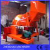 China 500L die Diesel Draagbare Concrete Mixer met Dieselmotor lost
