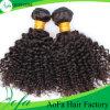 Trama indiana do cabelo humano de Remy do Virgin Curly profundo cru de Unprocessd