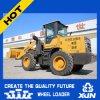 Mini chargeur agricole 2tons Zl33 de roue diplômée par ce