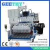 Macchina per fabbricare i mattoni concreta mobile di più grande capienza Qmy18-15