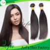 cabelo humano não processado da venda por atacado 100% do cabelo malaio do Virgin 7A