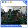 O desperdício semiautomático monta pneus a linha de produção de borracha processo do pó