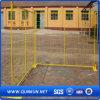 Puder-überzogenes temporäres Maschendraht-Zaun-Panel