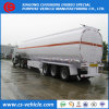 Трейлер цистерны с водой 3 Axles, трейлер поставки воды 40000L, водного транспорта бака трейлеры Semi для сбывания