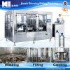 Завершите производственную линию минеральной вода