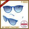 Новые продукты F-6822 в солнечных очках рынка Китая смешанных материальных