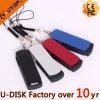 Heißes buntes Schwenker USB-Feder-Laufwerk (YT-1118)