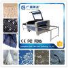 Corte de papel de la materia textil de Guangzhou e impresora