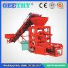 As máquinas de fatura de tijolo para a venda Qtj4-26 voam a máquina do bloco da cinza