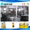 Máquina de rellenar del petróleo de soja de la botella del animal doméstico