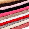Tessuti di lavoro a maglia dell'alta peluche artificiale d'imitazione del coniglio