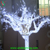 Luz ao ar livre da árvore do diodo emissor de luz da decoração do Natal
