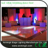 LED blanco centelleo Dance Floor
