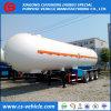 3 del árbol 56000L LPG del tanque del acoplado 25t LPG del tanque acoplado semi