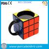 Taza de café de encargo Shaped de Rubik del favor del regalo